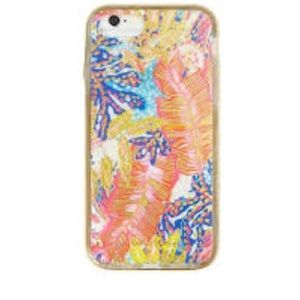 Lilly Pulitzer iPhone 7 Cover NEW IN BOX